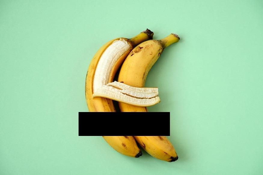 anale seks bananen